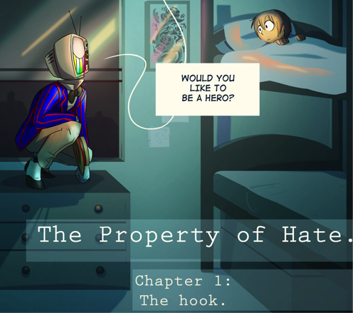 propertyofhate