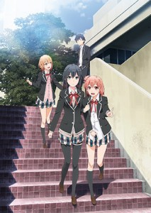 My Teen Romantic Comedy SNAFU Too